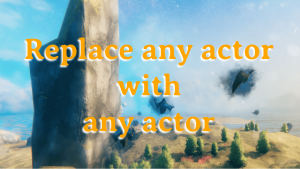 SKK Replace Any Actor Banner