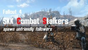 SKK Combat Stalkers Banner