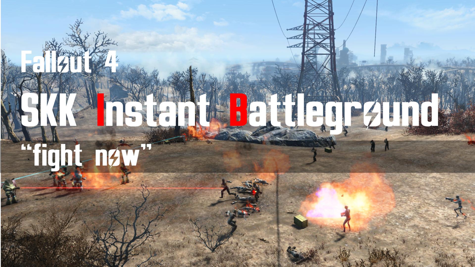 SKK Instant Battleground banner